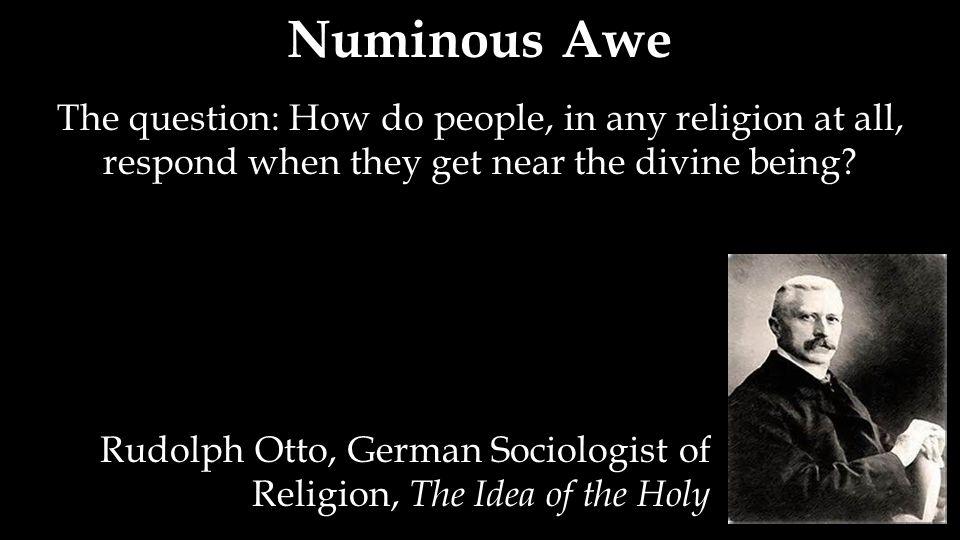 numinous religion