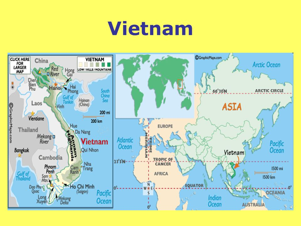 Map Of Asia Vietnam War.The Vietnam War Trouble In Southeast Asia Since The Late 1800s