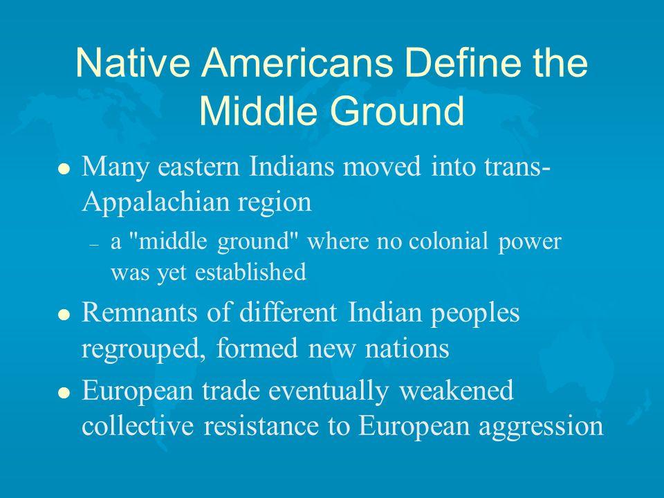define middle ground