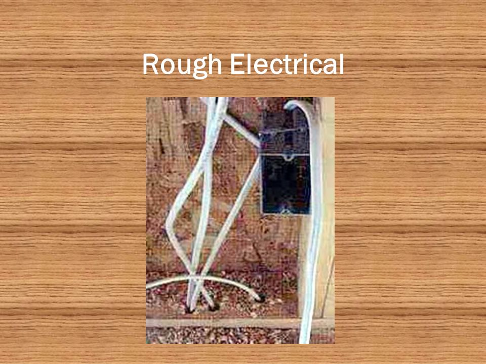 Rough Electrical