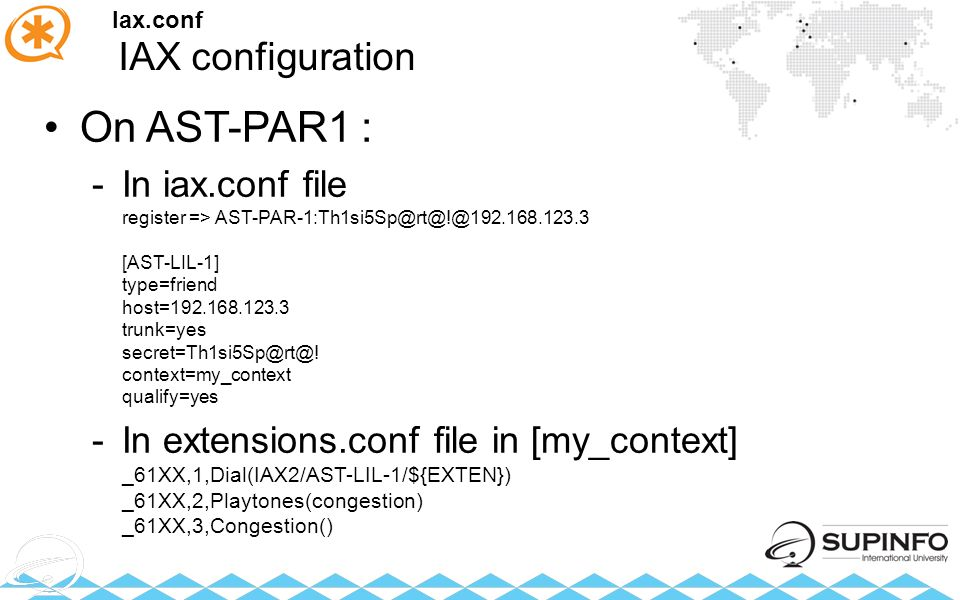 VoIP Study and Implementation Asterisk Installation and