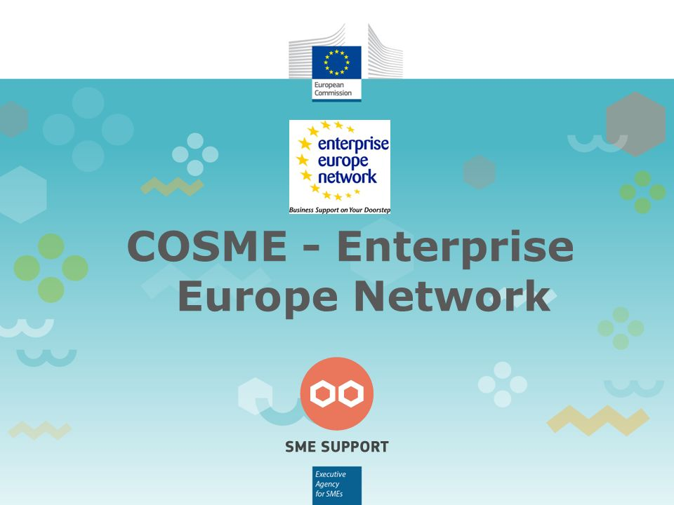 COSME - Enterprise Europe Network