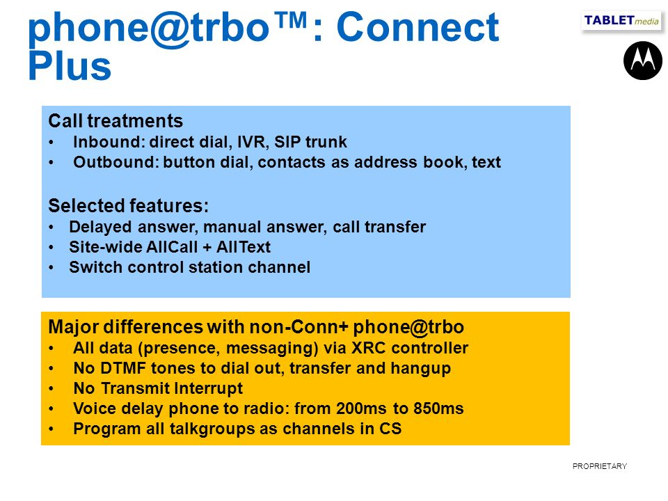 Using MOTOTRBO To Add Value Beyond Voice Alessandro Gatti