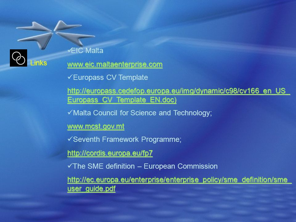 By johann caruana executive eu funds what is the malta 16 links yelopaper Images