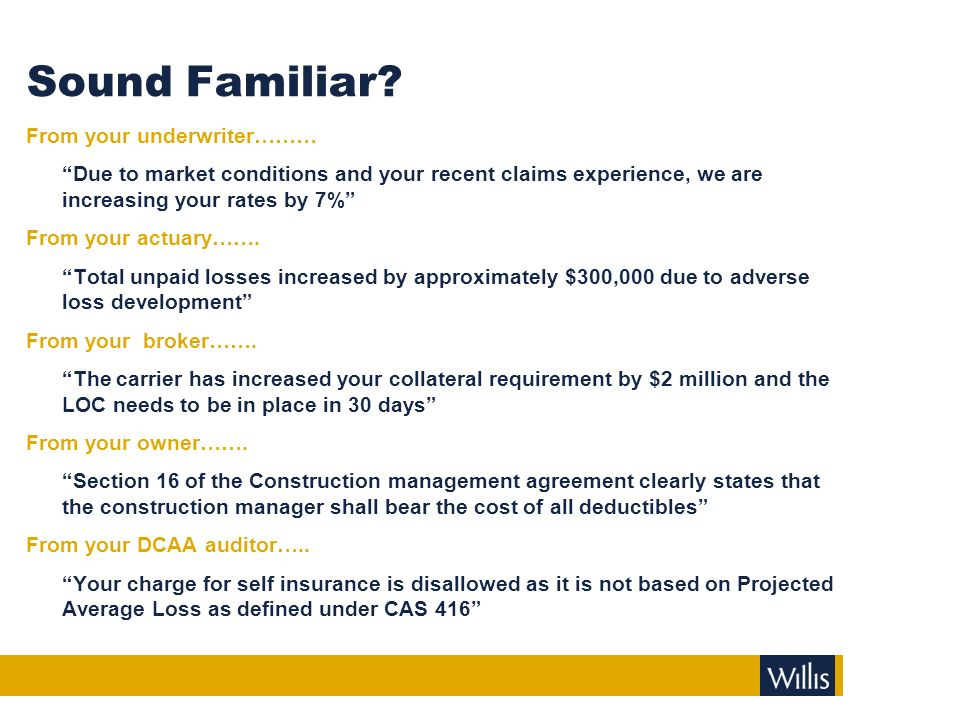 Validating carrier definition insurance