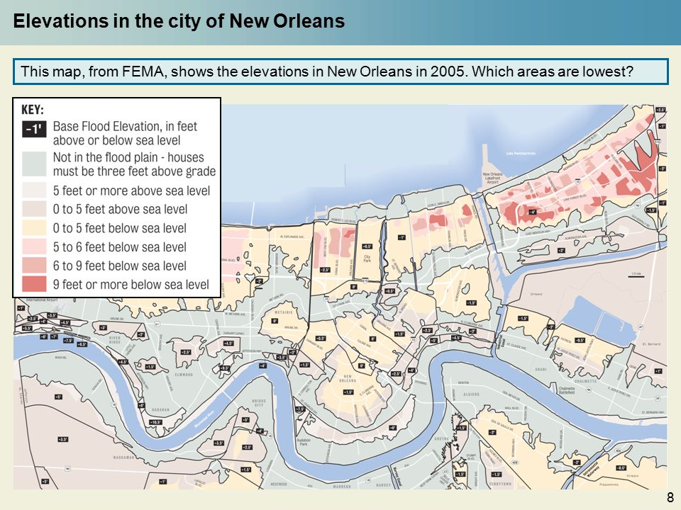 1 A Tale of Two Cities and two hurricanes Part 2 New Orleans How