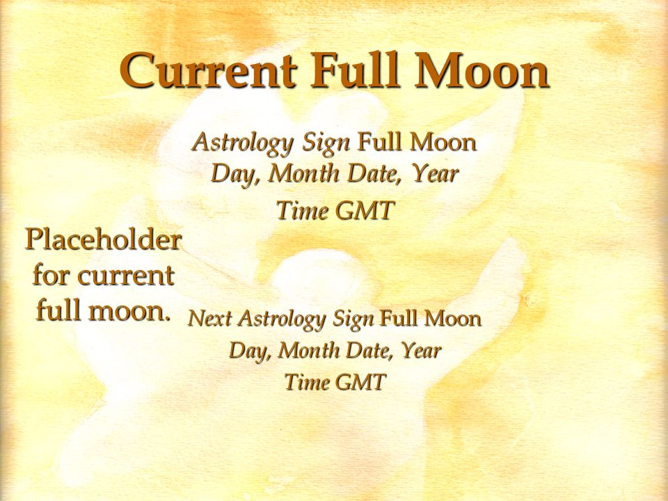 Virgo Full Moon All is Energy! For those of you who are not