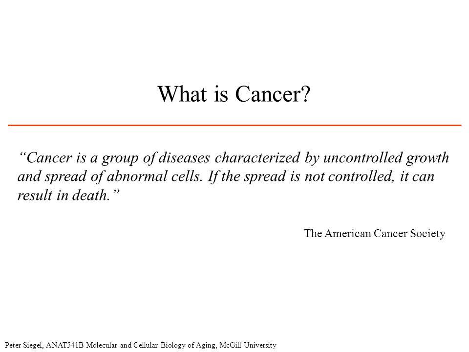 Institut lady davis de recherches mdicales lady davis institute what is cancer toneelgroepblik Choice Image
