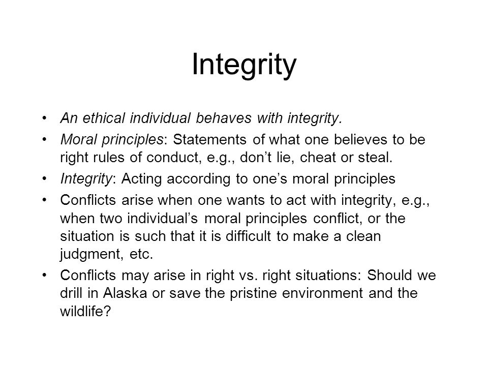 Cs 305 An Overview Of Ethics Example Altria Groups Code Of