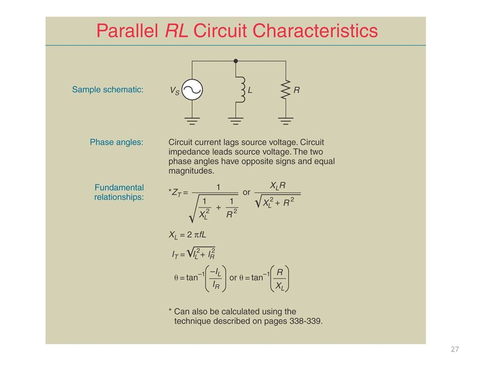 Resistive-Inductive (RL) Circuits - ppt video online download