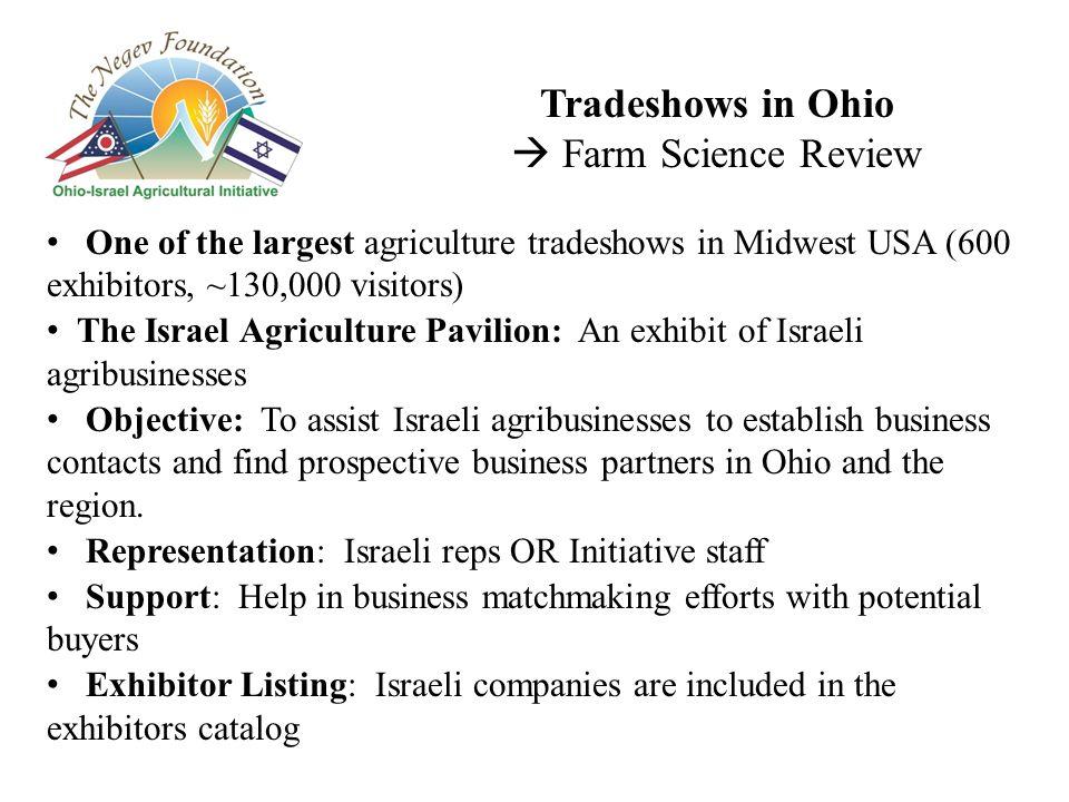Ohio Business matchmaking