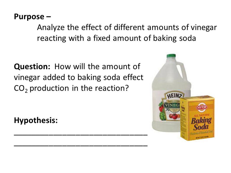 analysis of vinegar lab report