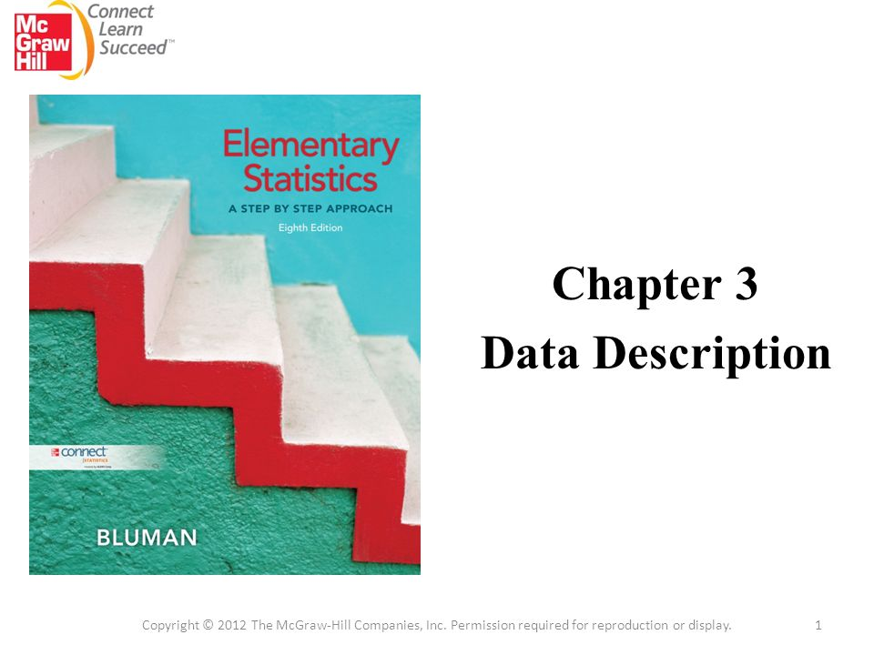 Chapter 3 data description 1 copyright 2012 the mcgraw hill 1 chapter fandeluxe Images