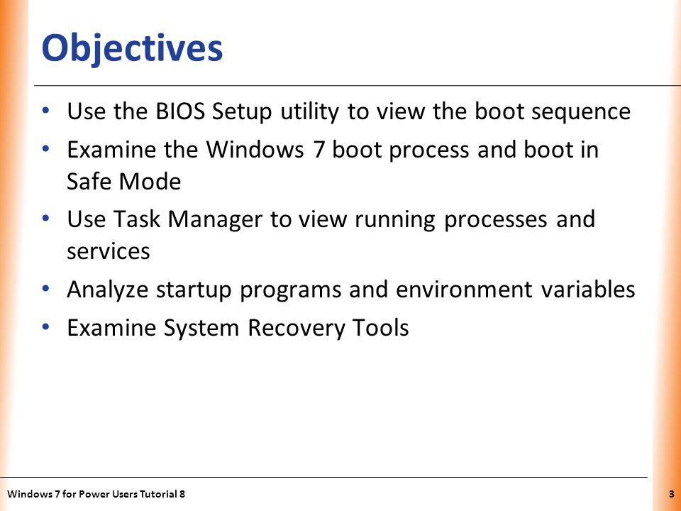 Microsoft Windows 7 for Power Users Tutorial 8