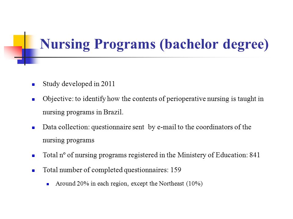 Basic Nursing Education And Its Importance In Surgery Quality Ruth
