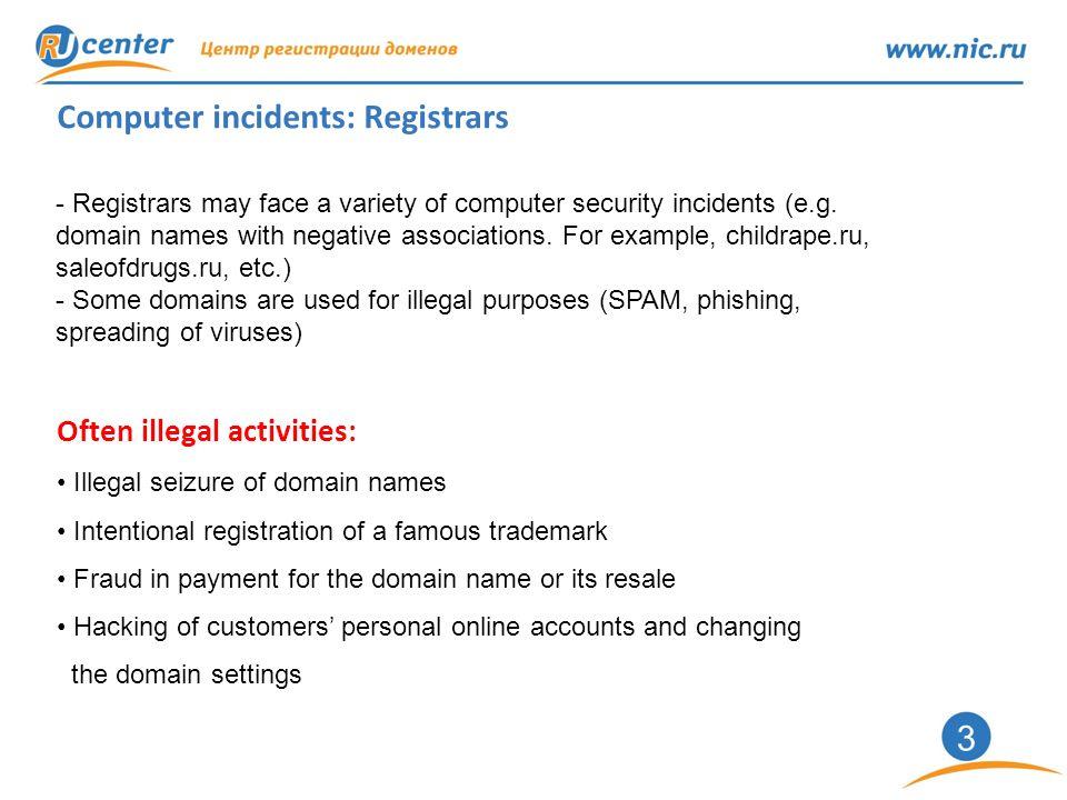 Интернет-безопасность в России глазами регистраторов