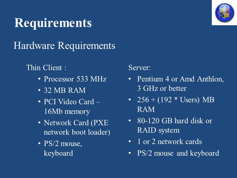 Configuration of Linux Terminal Server Group: LNS10A6 Thebe Laxmi