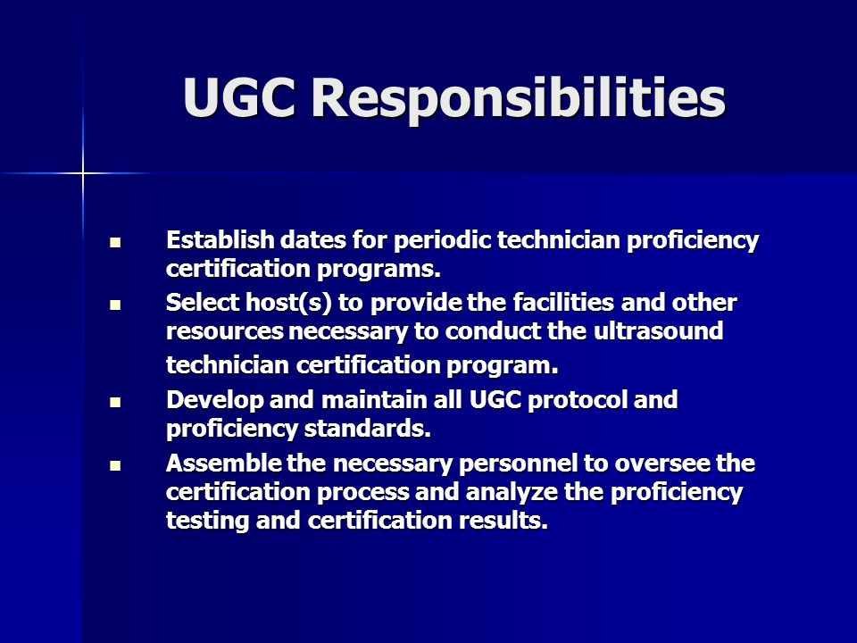 Ultrasound Guidelines Council Overview Loren C Jackson Ppt Download