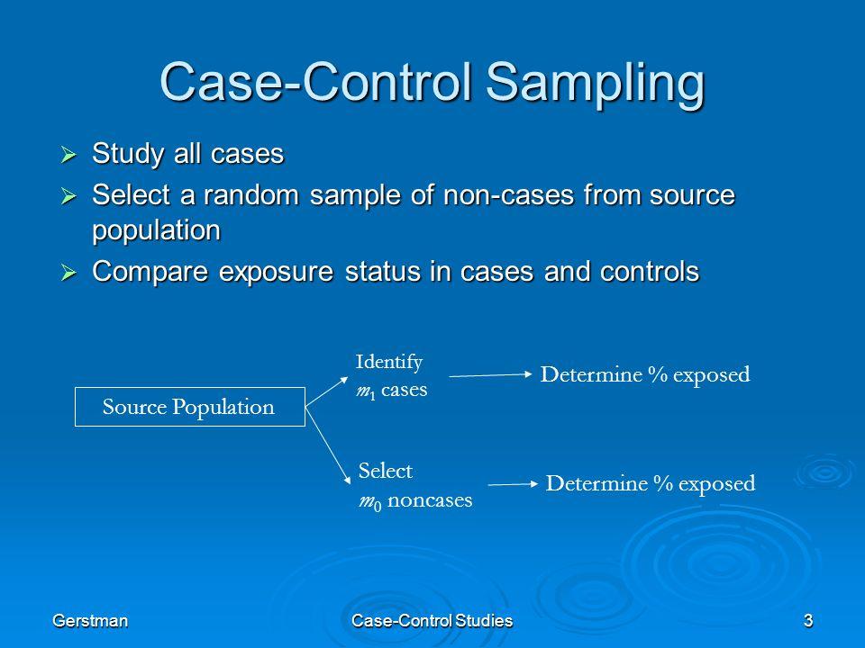 case control study ppt