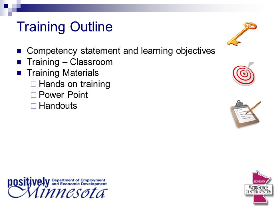 competency statement 4