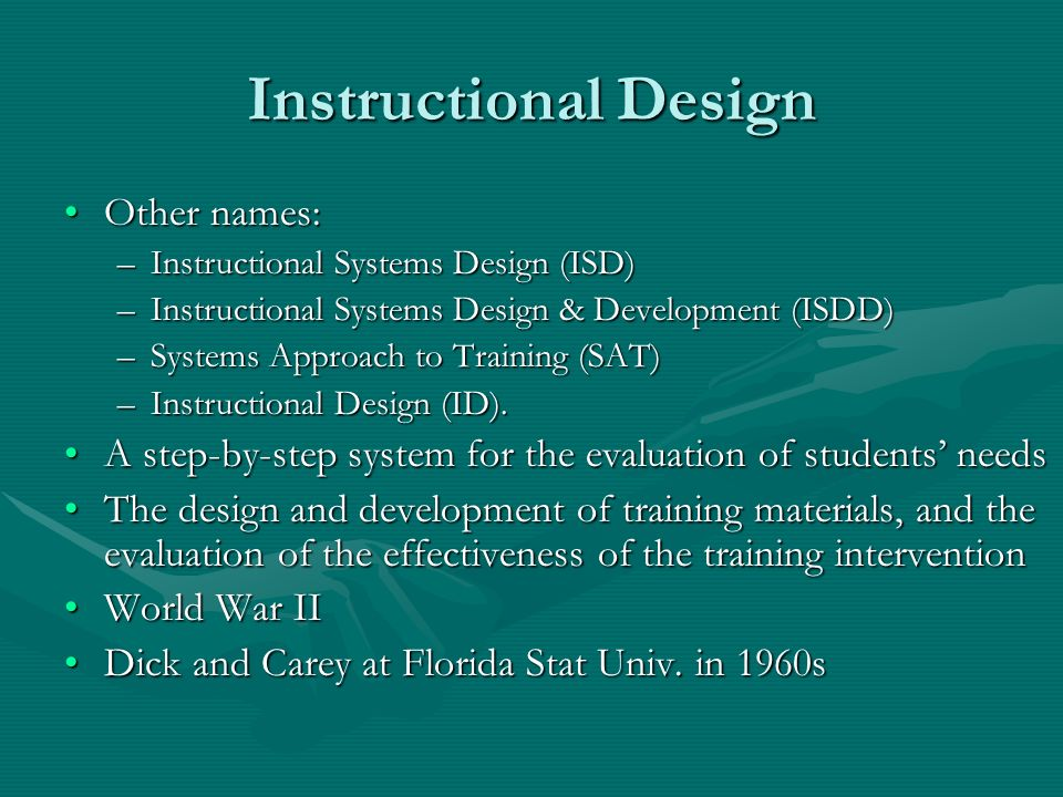 Mit6001 It In Educationan Overview 2 Nd Term 5 Developing