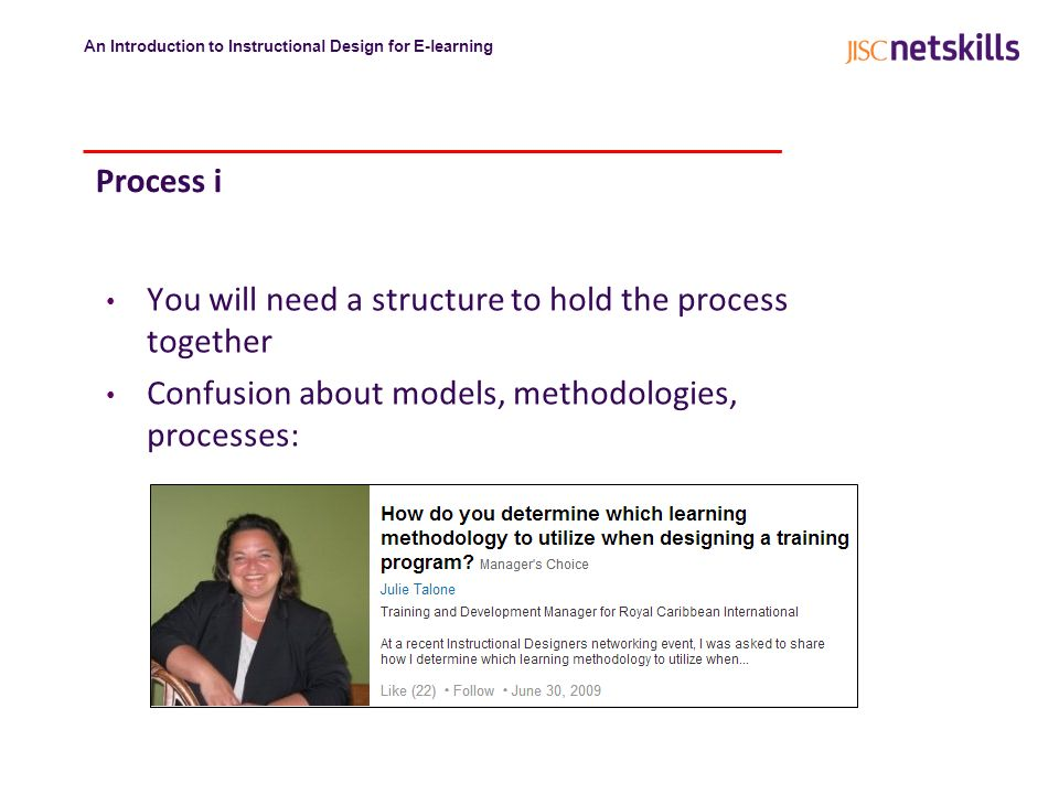 Simon Fitzpatrick An Introduction To Instructional Design For E