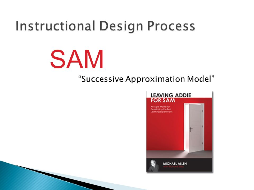 An Introduction Presented By Steven Baratz Review Instructional Design Principles And Processes Addie Sam Backward Design Identify Fuzzy Ppt Download