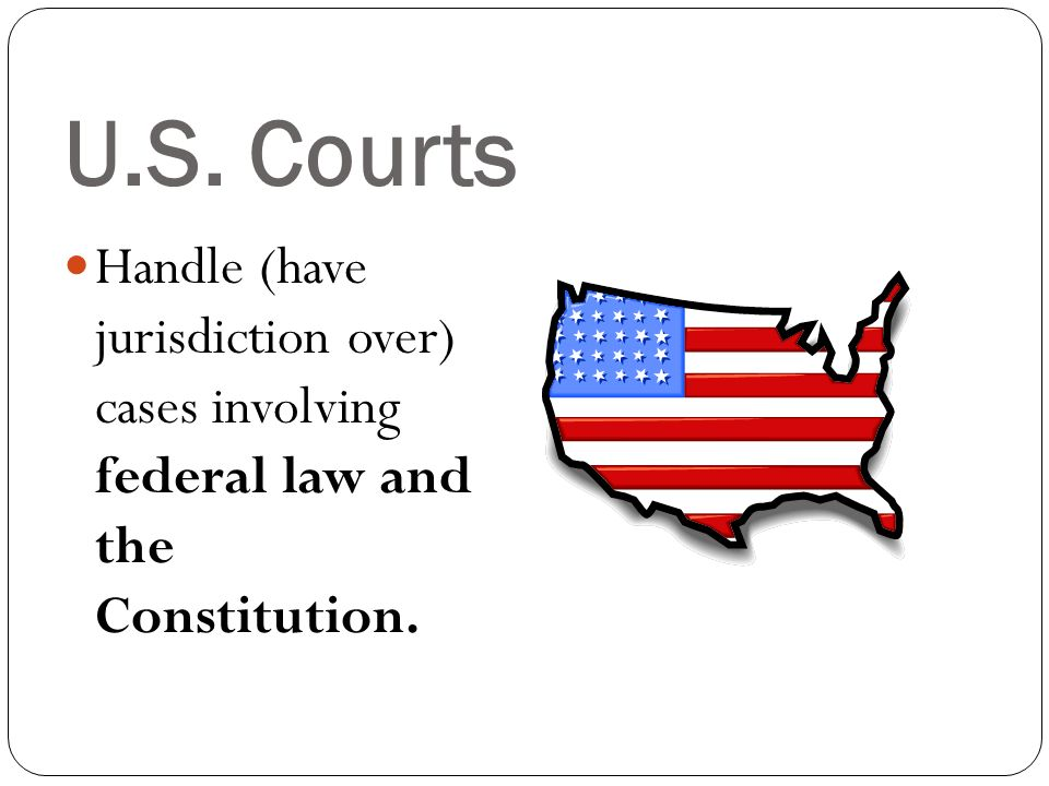 Judicial function in the United States is exercised in a dual court system.