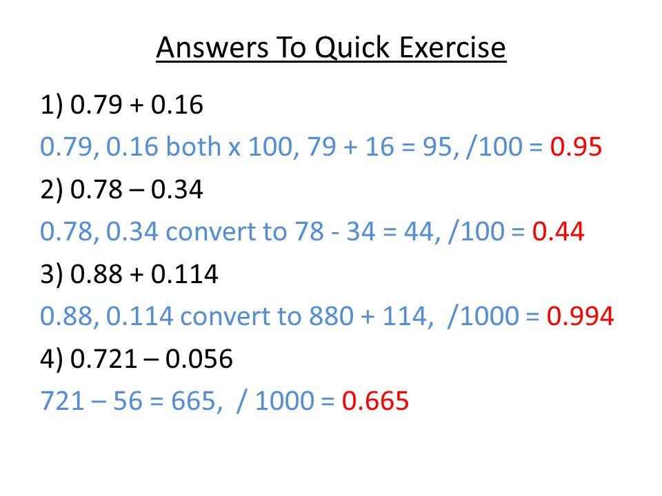 9 Answers