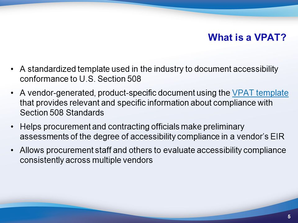 Electronic and Information Resources (EIR) Accessibility in ...