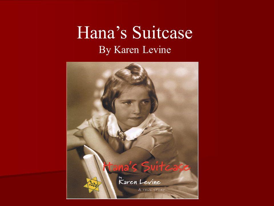 Hanas Suitcase Book