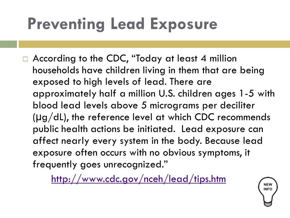 explain the following prevention methods