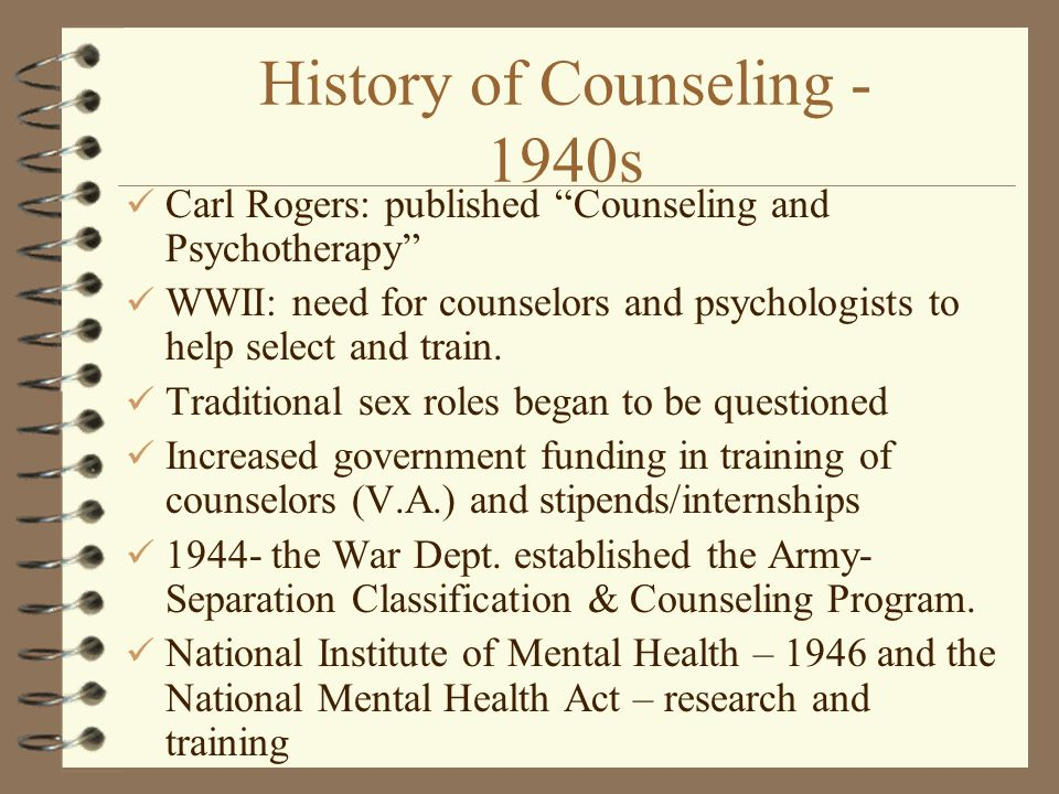 Definition Of Counseling Counseling Is A Relatively Short Term