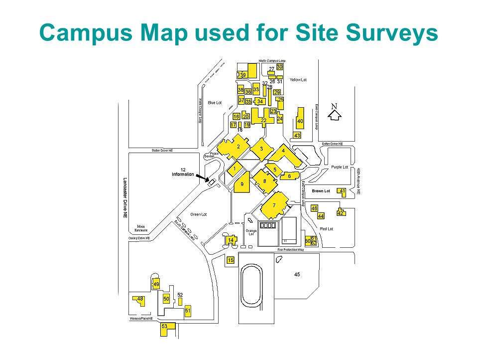Salem College Campus Map.Wireless Technology Rod Harris Roger White Chemeketa Community