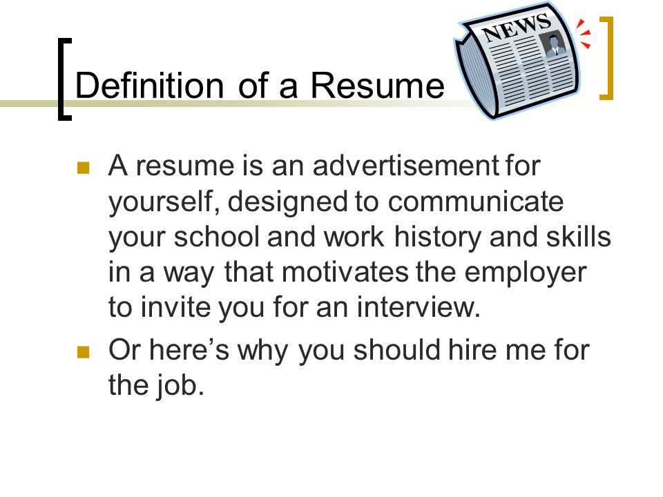Resumes that rock touch the future career fair why a resume that 3 why stopboris Choice Image