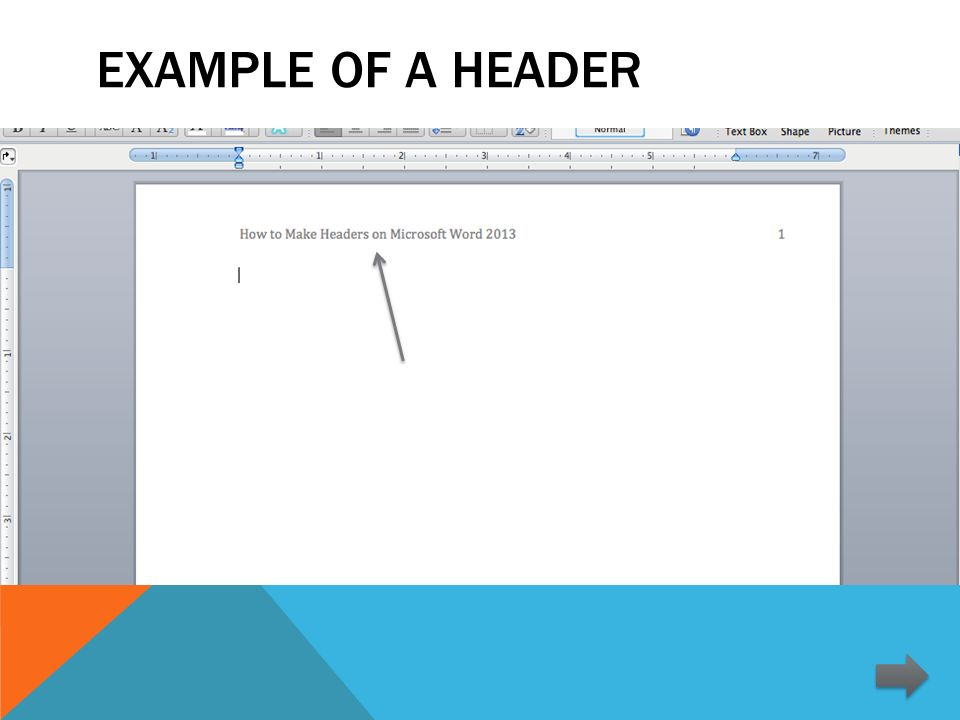 word document apa format