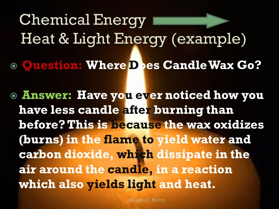 Question: Where Does Candle Wax Go.