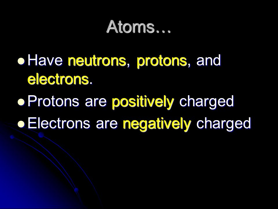 Electricity & Magnetism Static, Currents, Circuits Magnetic Fields & Electro Magnets Motors & Generators