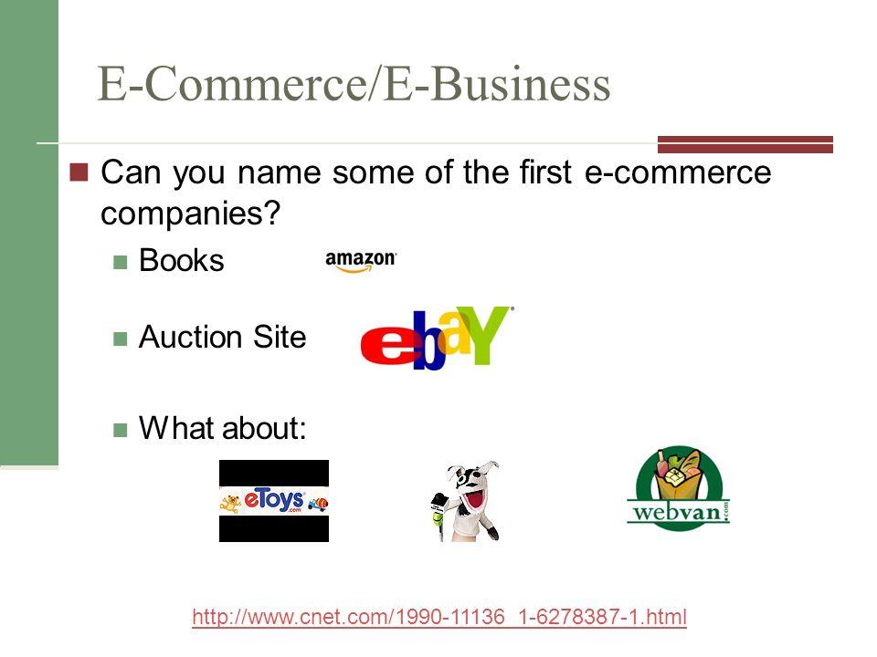 E Commerce And E Business Book