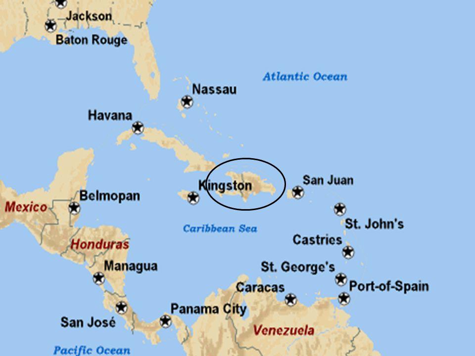 History of Haiti Columbus l Arrived in New World—1492 l