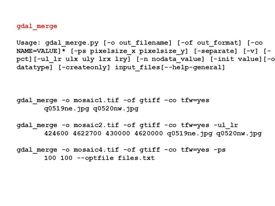 Ogr2ogr Python