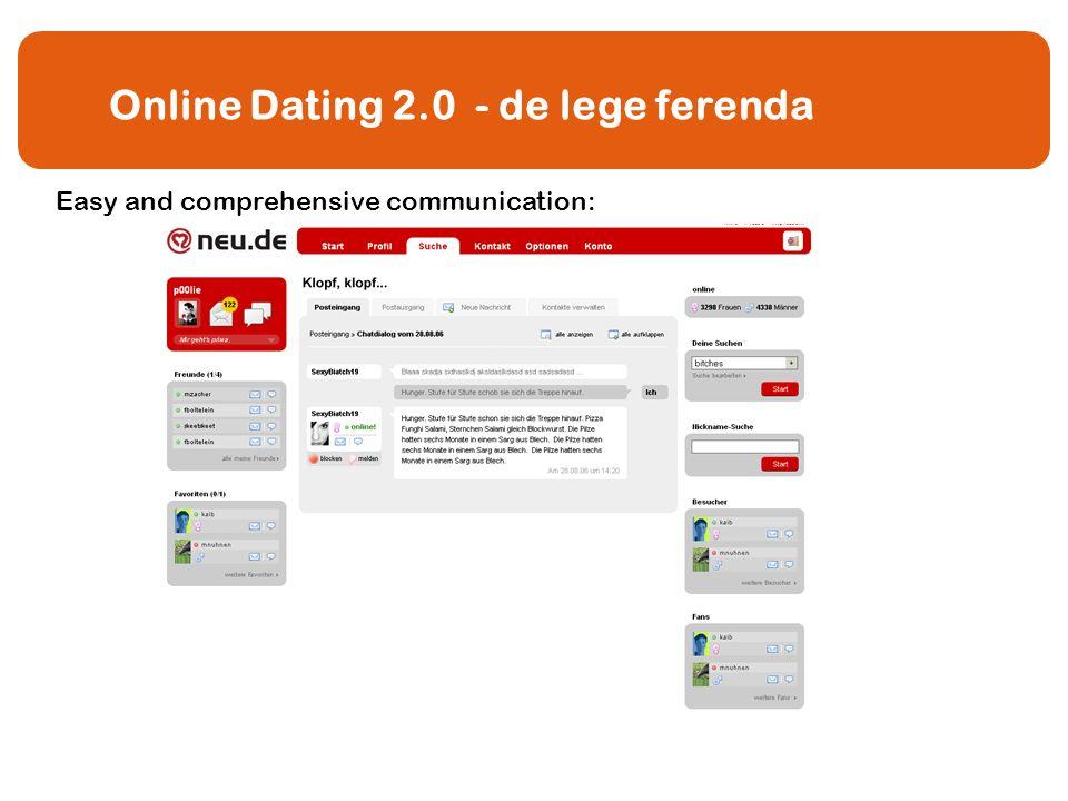 Einziger Kerl Dating-Website