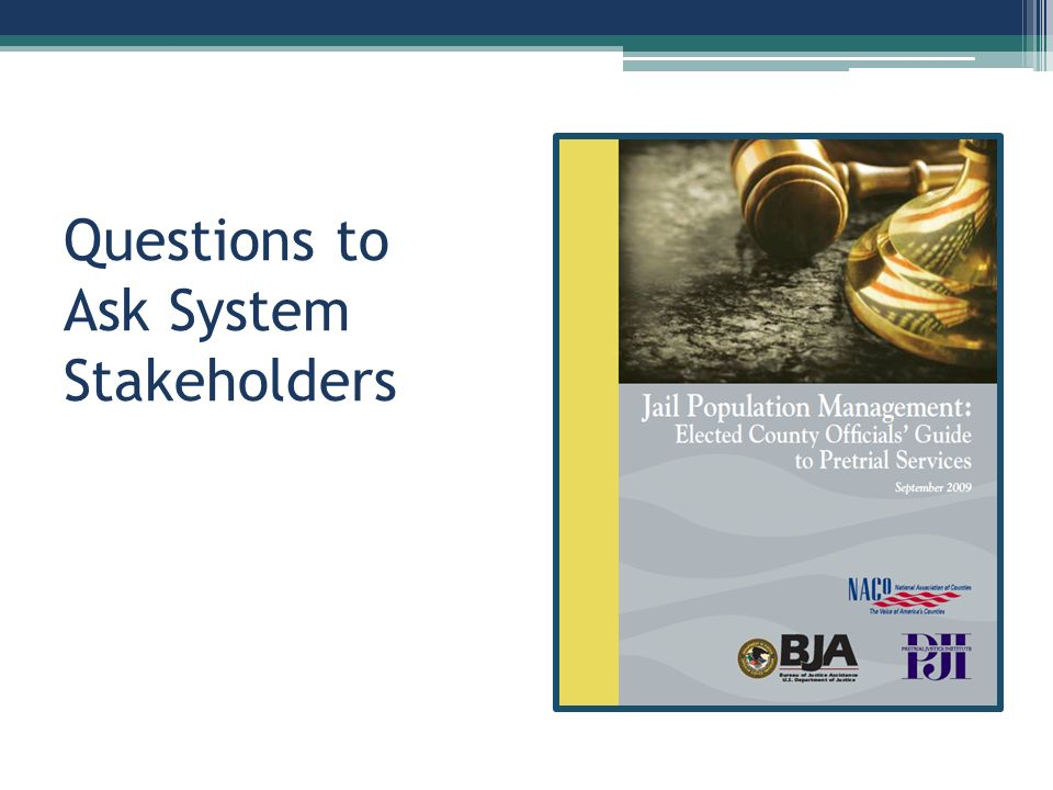 Questions to Ask System Stakeholders