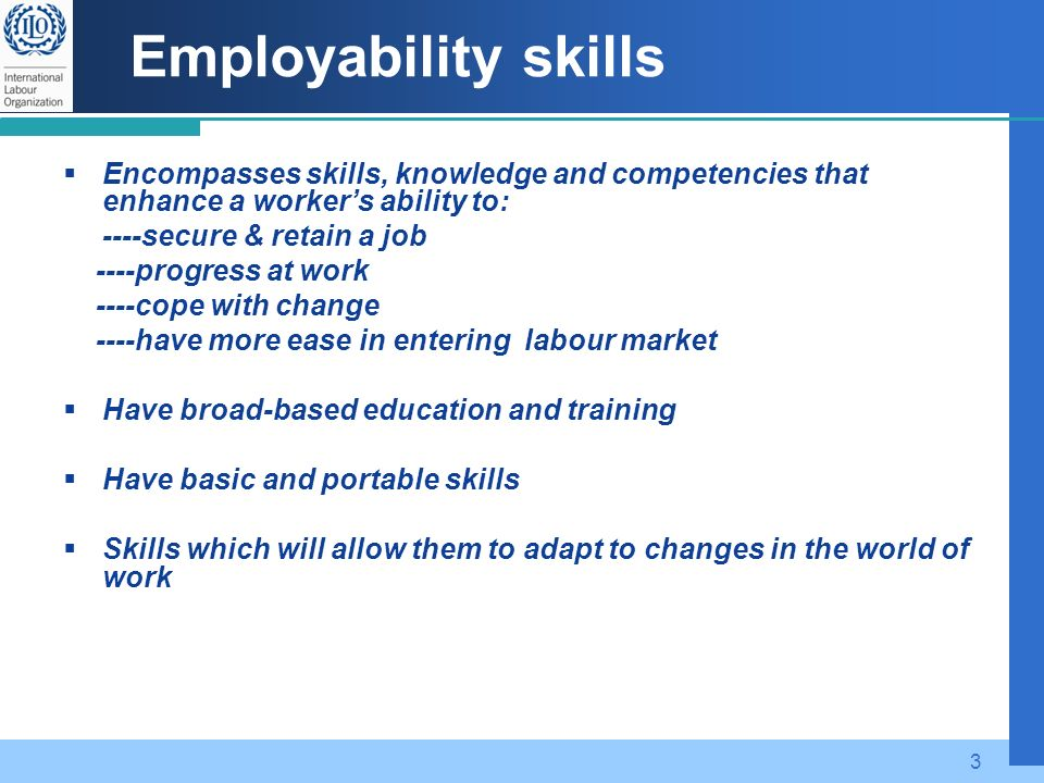 1 Core Employability Skills in the Workplace by Carmela I  Torres