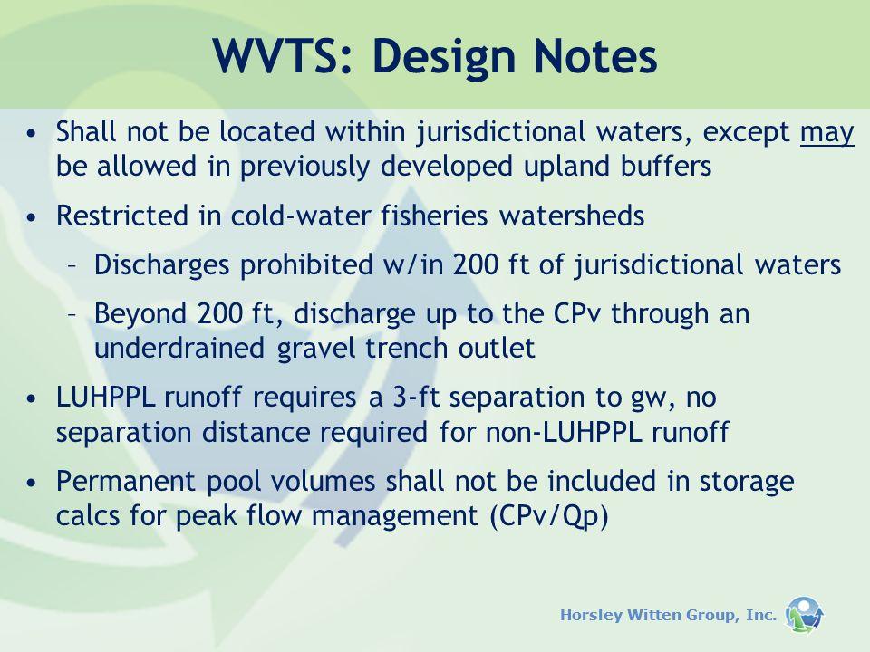 Horsley Witten Group, Inc  Rhode Island Stormwater Design