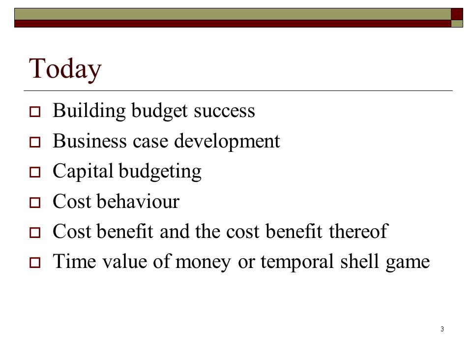 planning and budgeting tools andrew graham school of policy studies