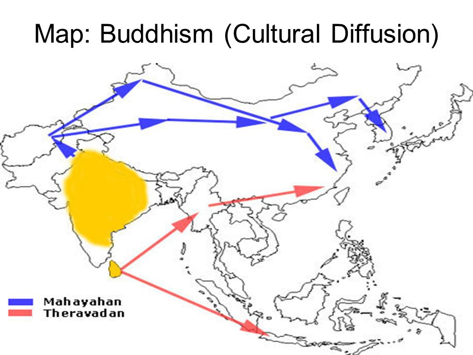 How Buddhism Spread p.60 Over time Buddhism was spread by missionaries: (people dedicated to spreading religion) and traders to many parts of Asia: China, Korea and ______.
