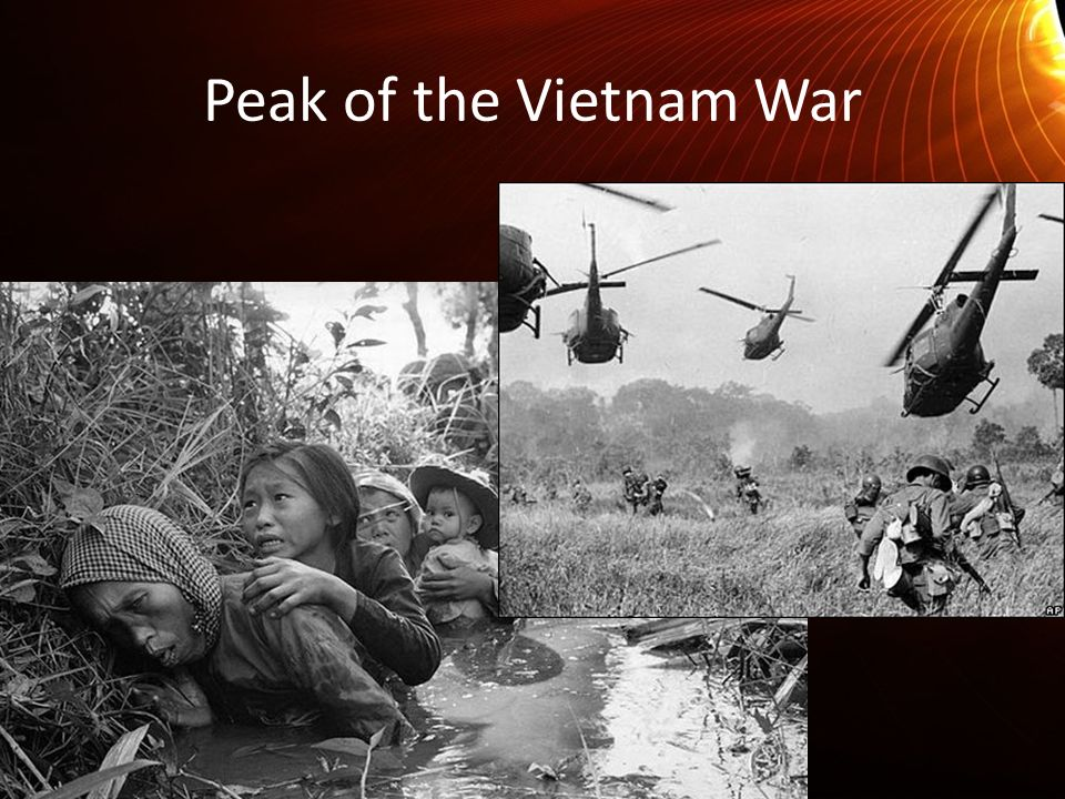 Peak of the Vietnam War