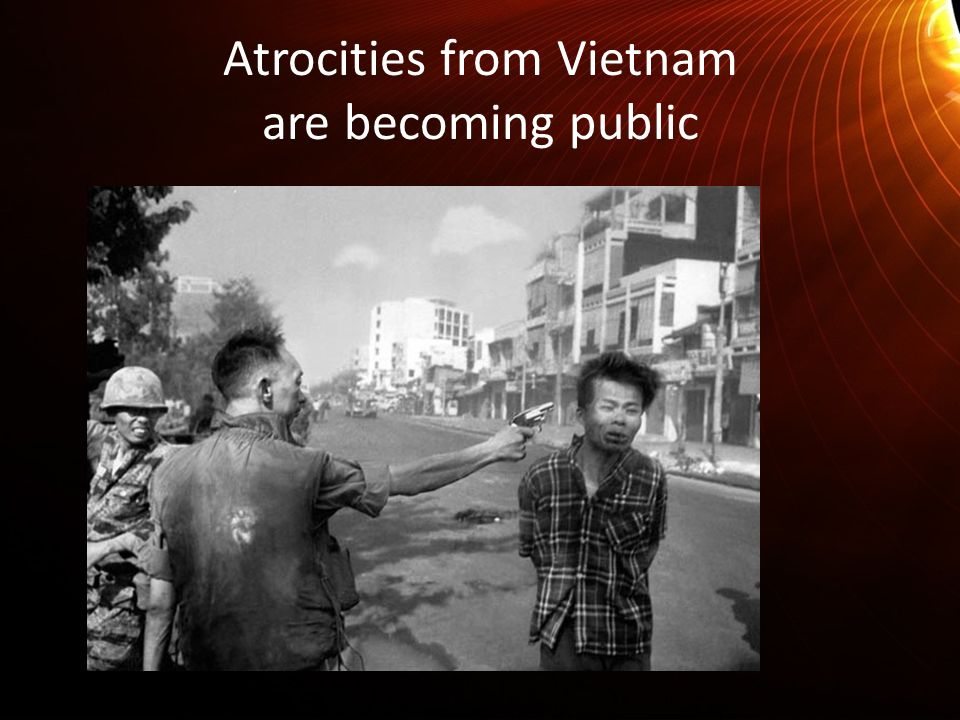 Atrocities from Vietnam are becoming public