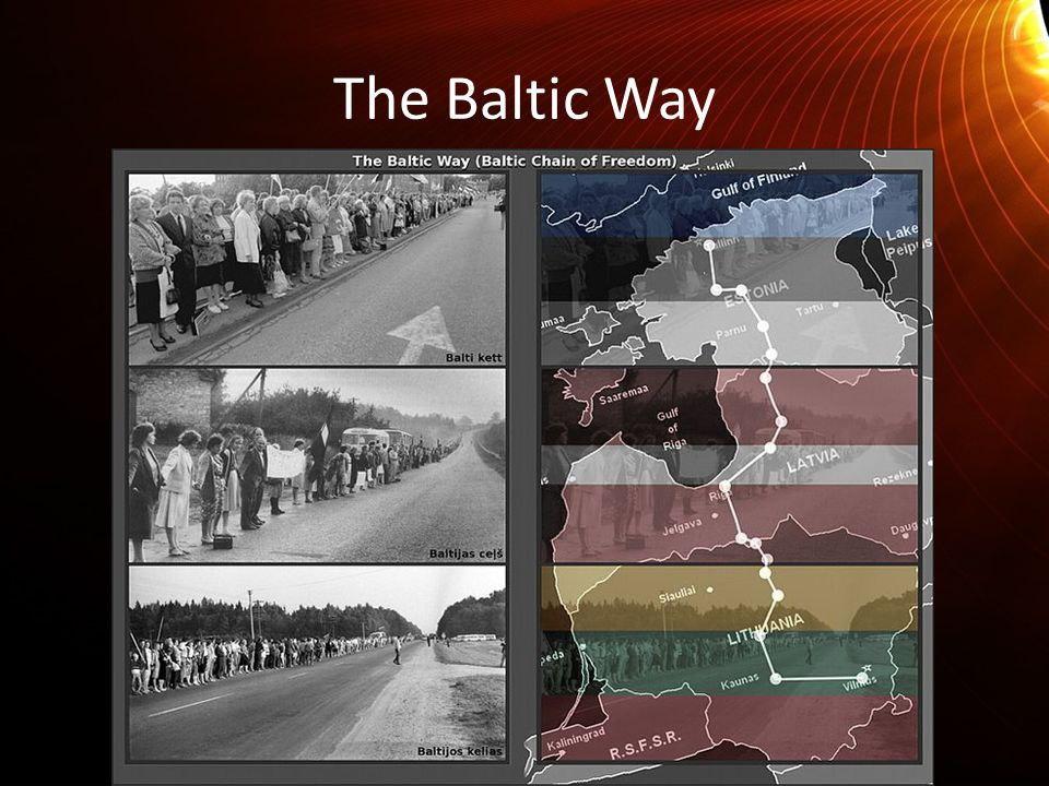 The Baltic Way